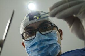Dentist in a Mask